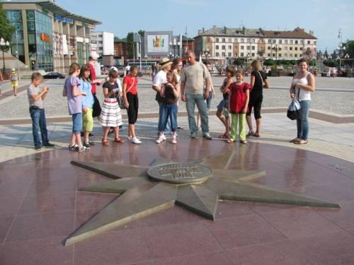 Группа А. М. Павлюка в Калининграде